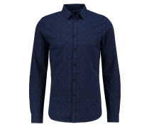 SLIM FIT Hemd navy