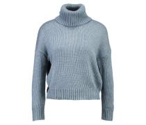 Strickpullover - light blue