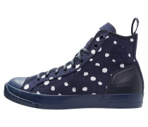 GStar FALTON WMN TWILL Sneaker high dark navy