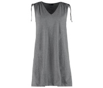 Jerseykleid heather grey