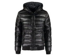 DUKY Winterjacke black