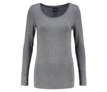 SFPAJA - Langarmshirt - medium grey melange