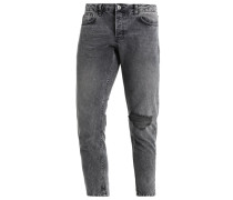 Jeans Relaxed Fit - grey