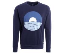 Sweatshirt marine blue