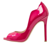 PARIS High Heel Peeptoe fuchsia