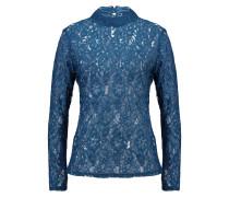Bluse - petrol blue