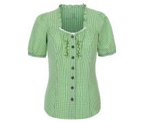 DARWIN Bluse grün