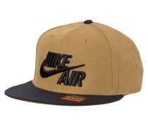 AIR TRUE Cap golden beige/black
