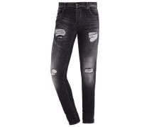 DEXTER - Jeans Slim Fit - black