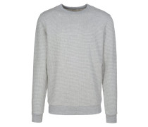 CARTER Strickpullover grey melange