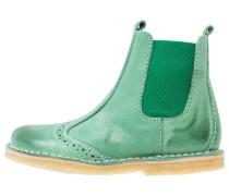 Stiefelette green