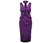 THE LABEL Cocktailkleid / festliches Kleid purple