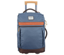 OVERNIGHTER 40L - Trolley - washed blue