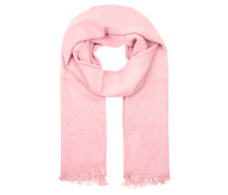 Schal - cameo pink