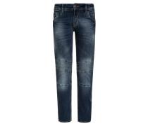 RYDERS Jeans Skinny Fit stoneblue denim