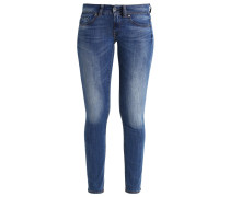 MIDGE SADDLE MID STRAIGHT - Jeans Straight Leg - yzzi denim
