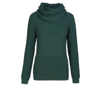 MORGAN Strickpullover dark green