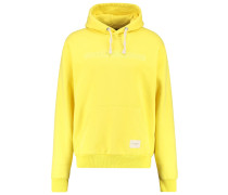 HIBER - Kapuzenpullover - yellow