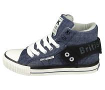 ROCO - Sneaker high - navy/black