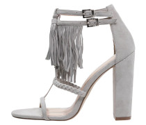 SIERRA High Heel Sandaletten grey