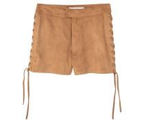 ANTE - Shorts - tobacco brown