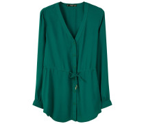 BODY Bluse billiard green