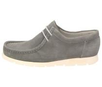 GRASHOPPER - Sportlicher Schnürer - grey
