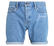 Jeans Shorts - mid blue