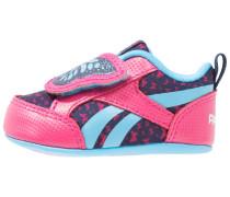 CRITTER Krabbelschuh pink/blue/navy/white