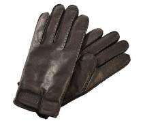 Fingerhandschuh dunkelbraun
