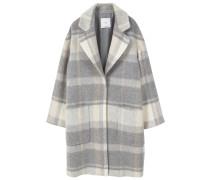 STELE Wollmantel / klassischer Mantel grey