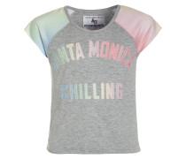 RAINBOW - T-Shirt print - grey