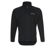 ARNSIDE - Fleecejacke - black