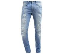 LUKE Jeans Straight Leg blue trash