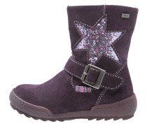 LINNI Stiefelette dark purple