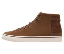 HOYT Sneaker high dark chestnut