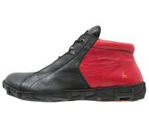 MELBOURNE Sneaker high black/carmin