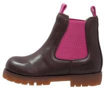 COMPAS Stiefelette dark brown