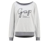 SLOUCH Sweatshirt medium grey heather