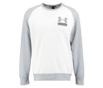 TRIBLEND LOCKUP Sweatshirt white