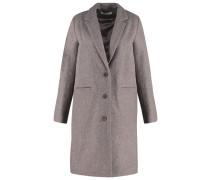 JEAN Wollmantel / klassischer Mantel sandrock
