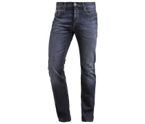 LONGJOHN Jeans Straight Leg dark worn