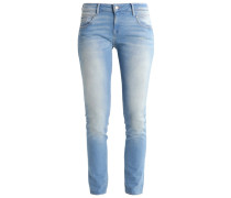 UPTOWN NICOLE - Jeans Slim Fit - ligth true blue memory