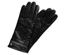 KLASSIKER COLOUR - Fingerhandschuh - black