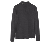 WILLYP - Strickpullover - dark heather grey