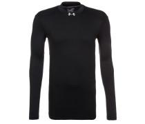 MOCK Langarmshirt black/steel