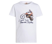 VINTAGE TRAILS TShirt print white