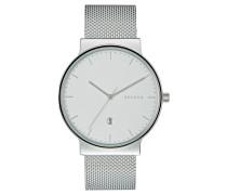 ANCHER Uhr silvercoloured