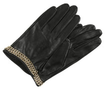 Fingerhandschuh - black/gold