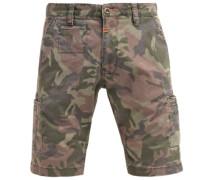 DECK Shorts woodl. camo